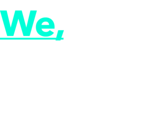 We, les story-addicts.